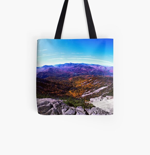 View from Giant Mtn. All Over Print Tote Bag