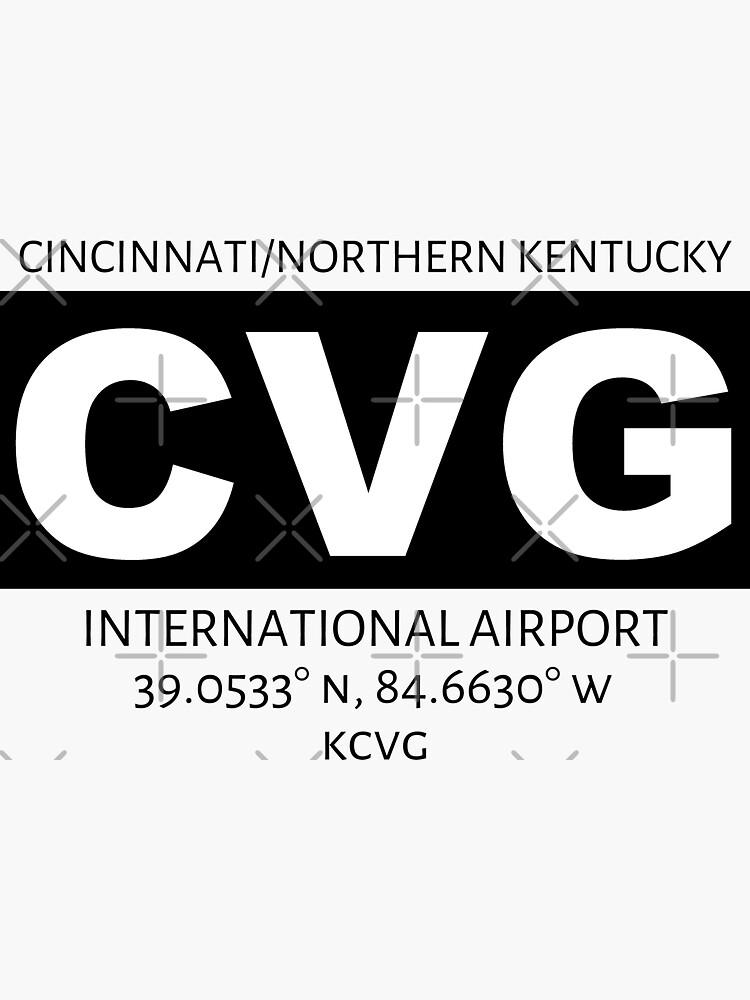 Cincinnati/Northern Kentucky International Airport CVG by AvGeekCentral