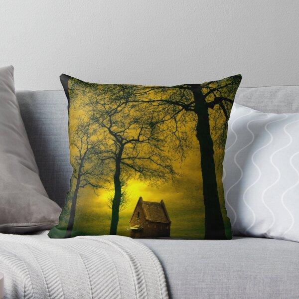 Fairytale 3 Throw Pillow
