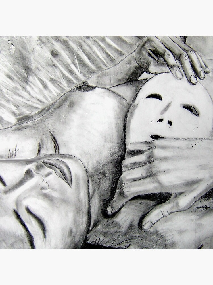 Mask - Drawn by AstridS