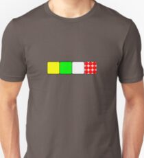 Tour de France Jerseys 2 TShirts Unisex T-Shirt