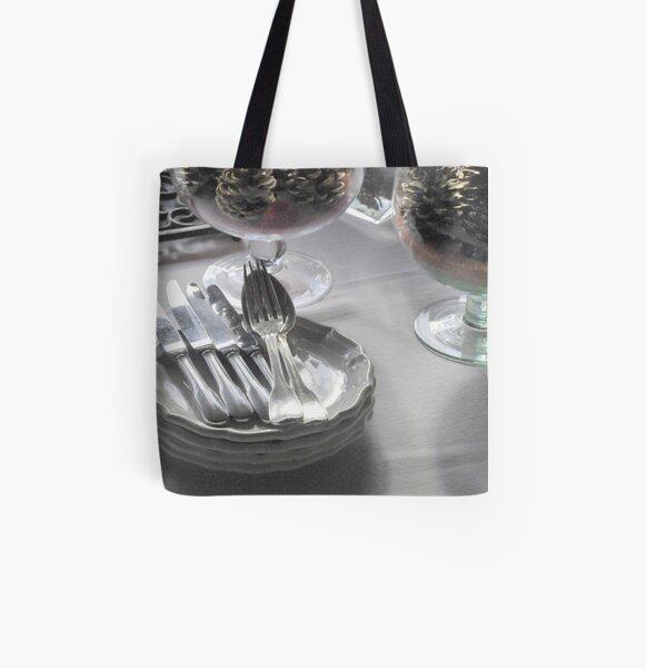 Service compris All Over Print Tote Bag