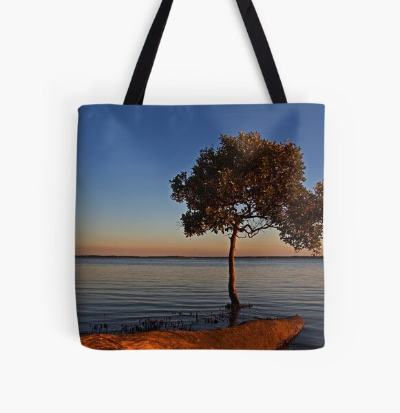 Solitary All Over Print Tote Bag