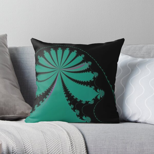 The Story Tree Throw Pillow