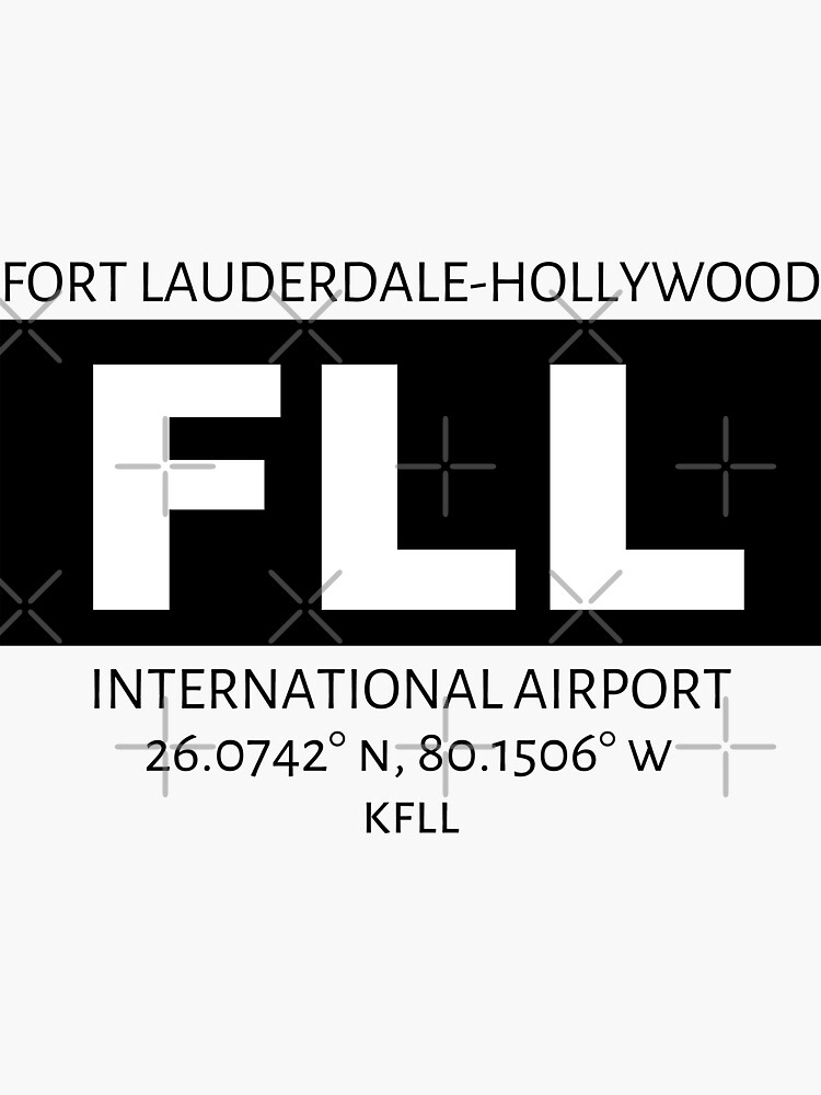 Fort Lauderdale-Hollywood International Airport FLL by AvGeekCentral