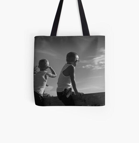 Sodapop Sky All Over Print Tote Bag