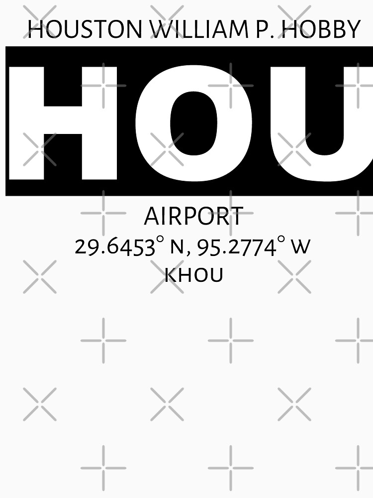Houston William P Hobby Airport HOU by AvGeekCentral