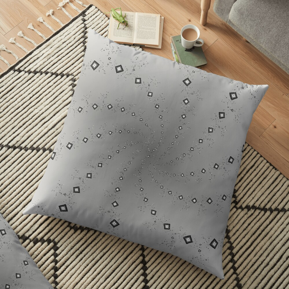 Add it Up Floor Pillow