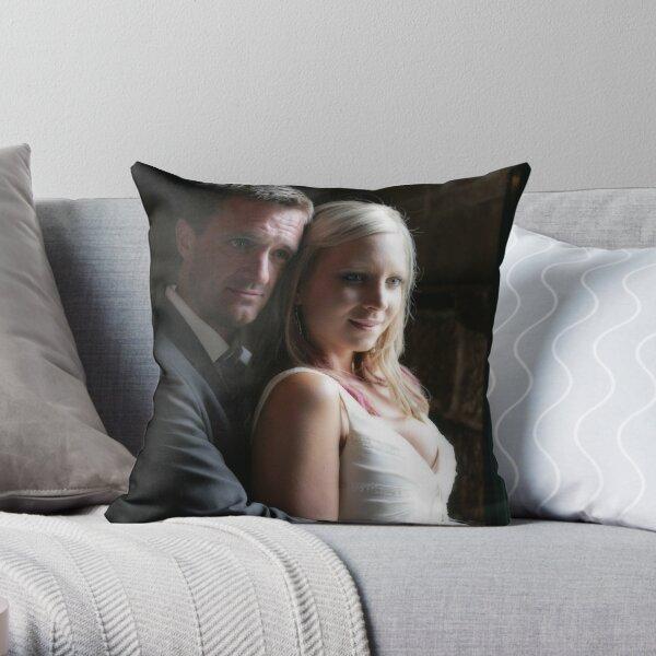 Wedding Portfolio Throw Pillow