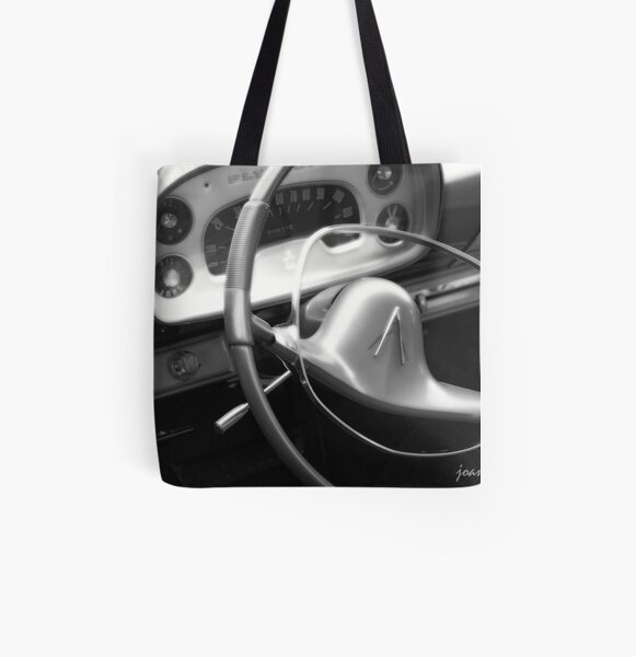 Classic Car 138 All Over Print Tote Bag