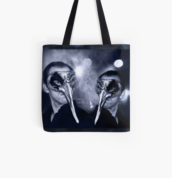 """""""Without Hidding"""" (Almost Tao) All Over Print Tote Bag"""