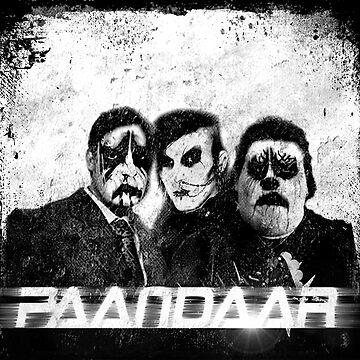 PAANDAAR - Band Promo Shot... by IWML