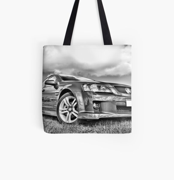 Holden Commodore All Over Print Tote Bag