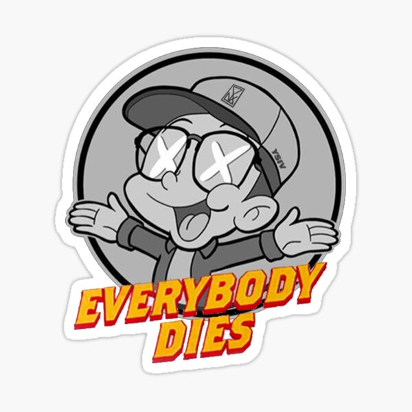 Bobby Boy Sticker