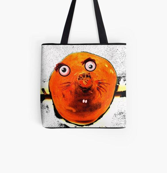Sweet Potato All Over Print Tote Bag