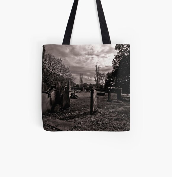 The Faithful Departed's All Over Print Tote Bag