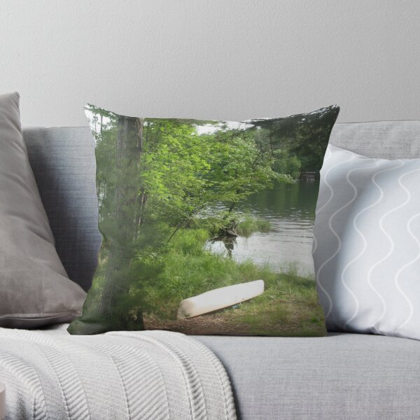Peace of Heaven Throw Pillow