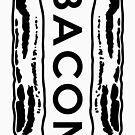 Bacon Strips by electrovista