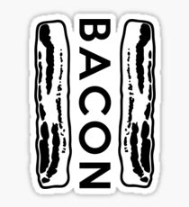 Bacon Strips Sticker