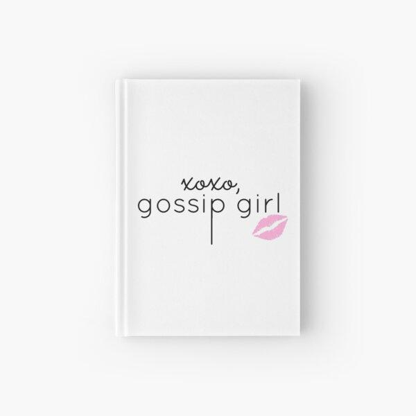 Gossip Girl design Hardcover Journal