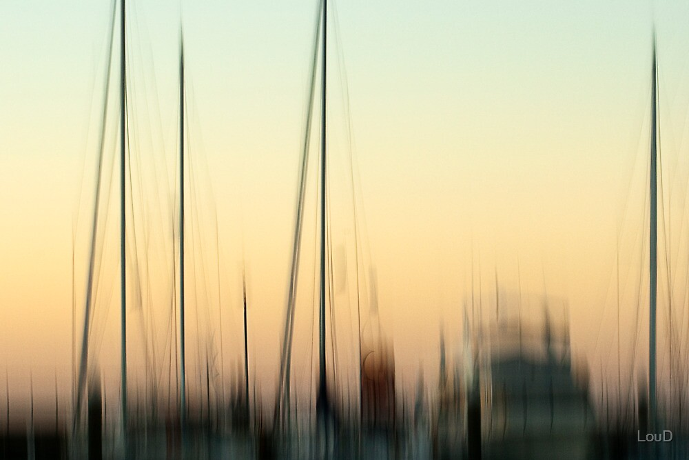 Tall masts #02 by LouD