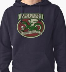 The Green Dragon Pullover Hoodie