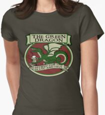 The Green Dragon Tailliertes T-Shirt