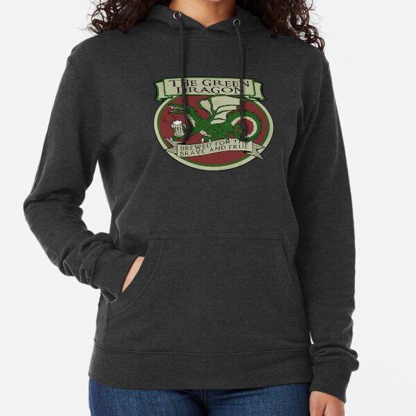 The Green Dragon Lightweight Hoodie
