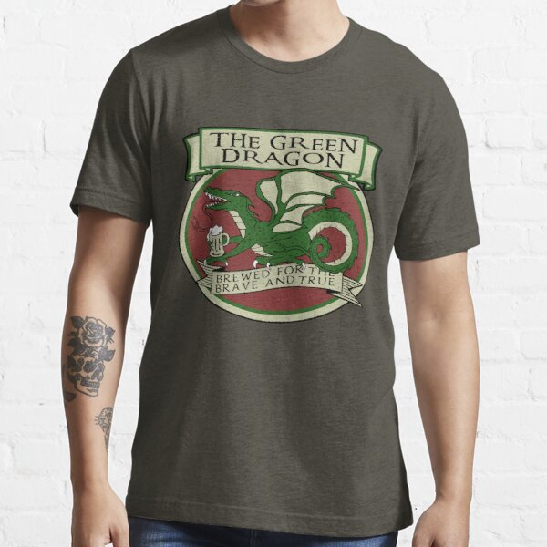 The Green Dragon Essential T-Shirt