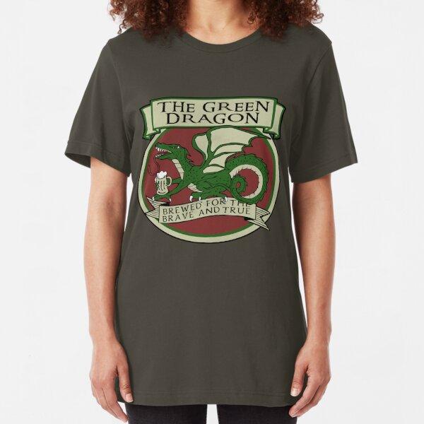 The Green Dragon Slim Fit T-Shirt