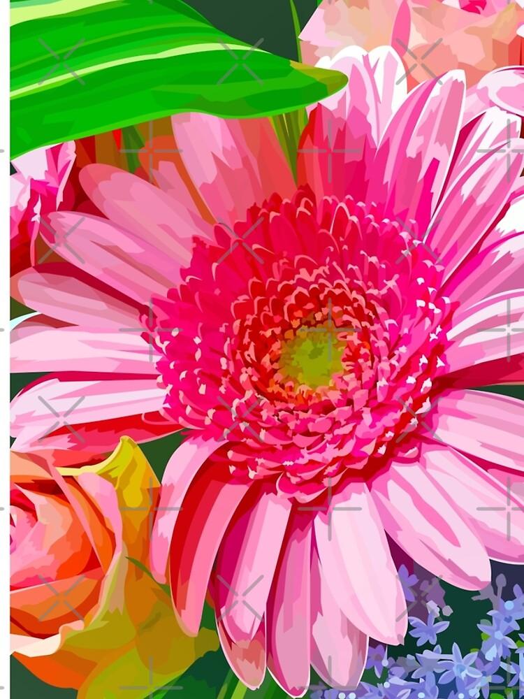 Floral Delight by Elviranl