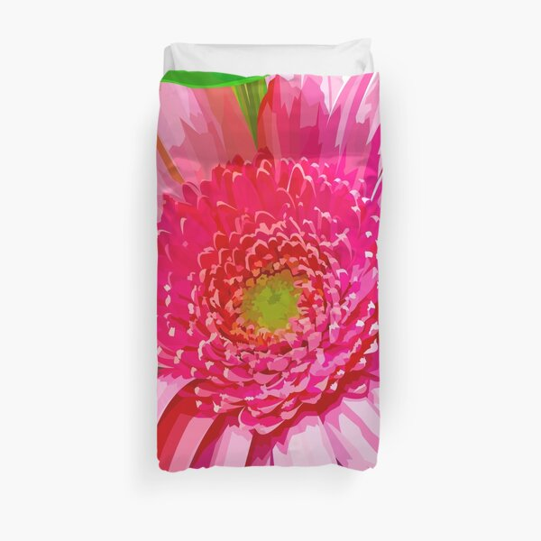 Floral Delight Duvet Cover