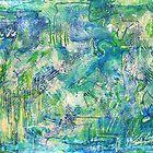 Green Water Solitude by Kathie Nichols