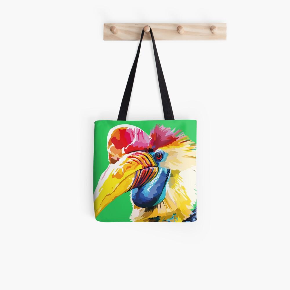 Tropical bird Tote Bag