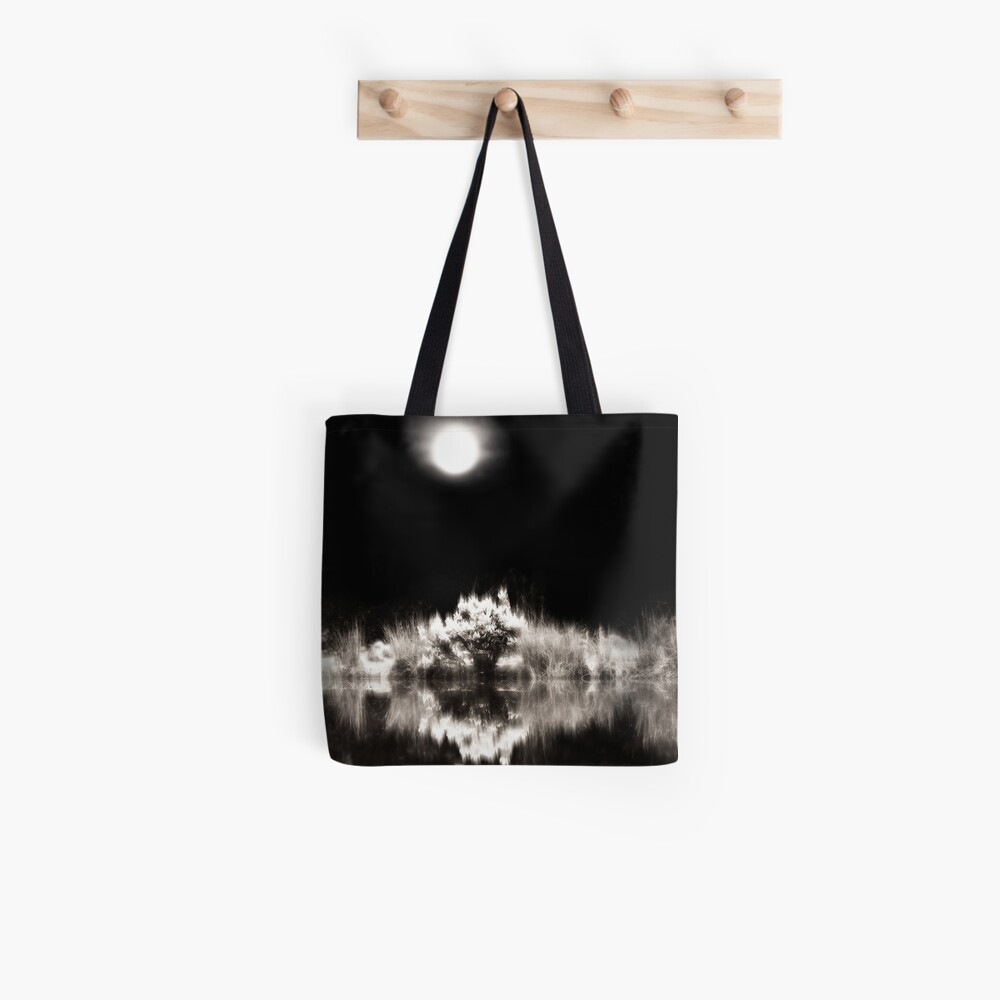 Into The World - Image Only Tote Bag