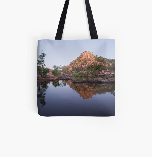 Bell Gorge All Over Print Tote Bag