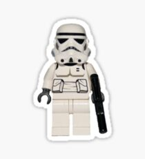 LEGO Stormtrooper Sticker