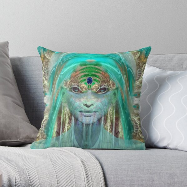 We are nearby Throw Pillow