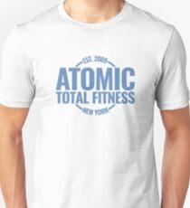 Atomic Total Fitness Unisex T-Shirt