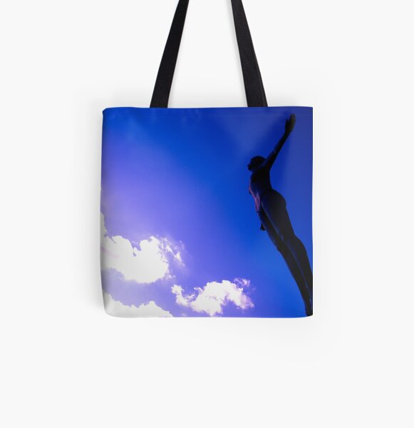 Scarborough Bathing Belle 2 All Over Print Tote Bag