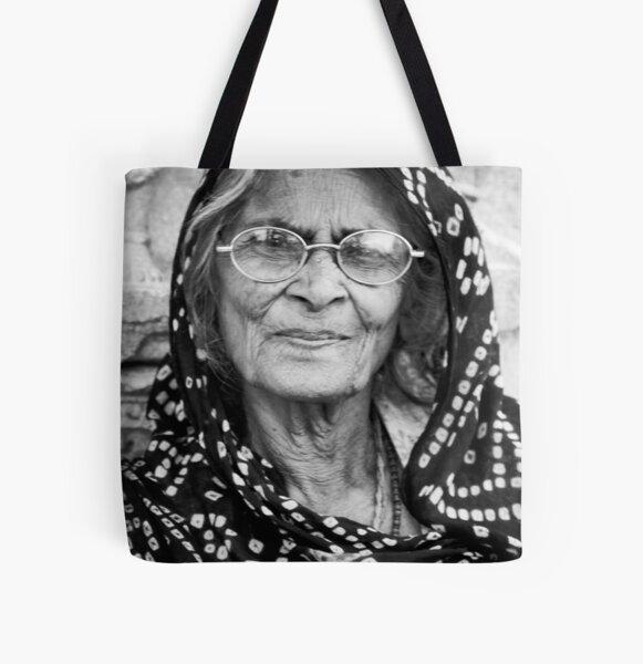 Beautiful Spirit All Over Print Tote Bag