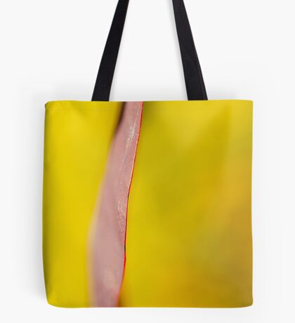 Smoke bush leaf study Tote Bag