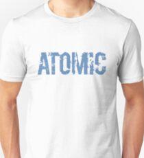 Atomic Distressed Unisex T-Shirt