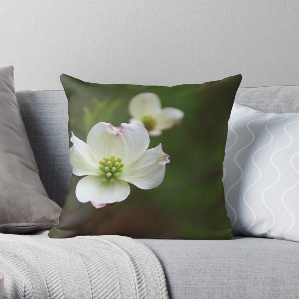 The Ugly Sister Throw Pillow