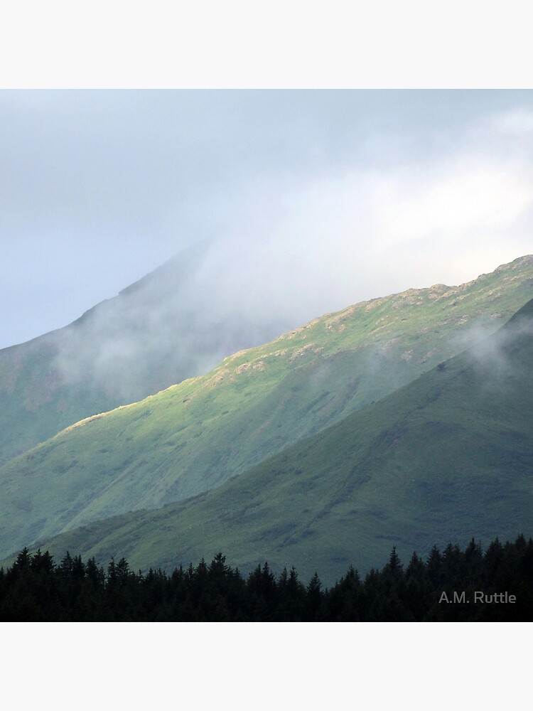 Kodiak's Uplands by annruttle