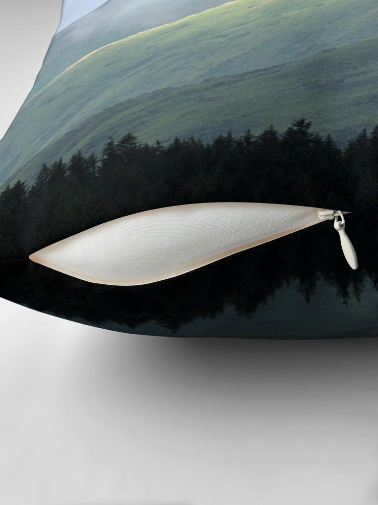 Alternate view of Kodiak's Uplands Throw Pillow