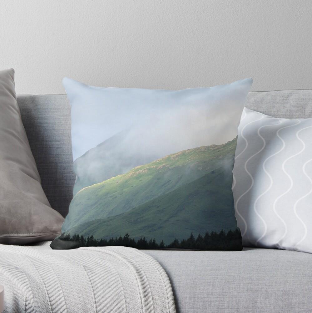 Kodiak's Uplands Throw Pillow
