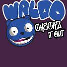 Waldo Checkz it Out! by McPod