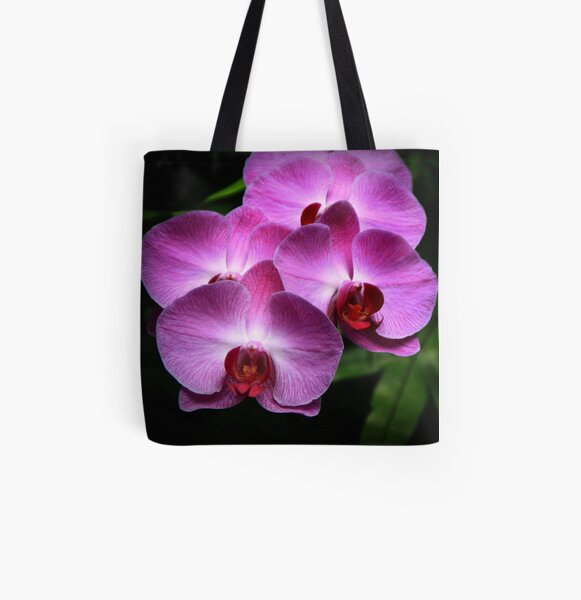 Delicately All Over Print Tote Bag