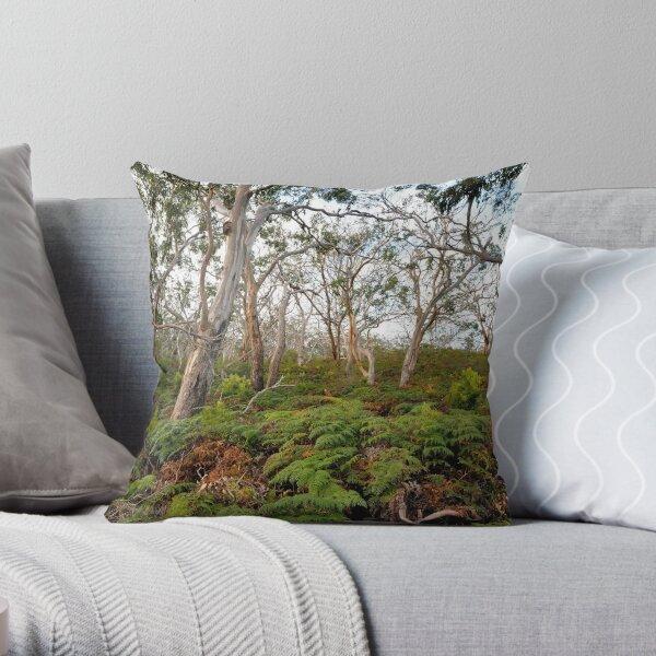 Cape Otway Throw Pillow